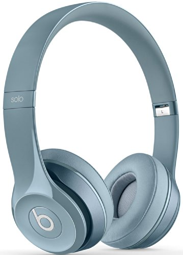 Beats By Dr. Dre Solo 2.0 On-Ear Headphones (Silver)