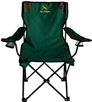 S&D SND-33312 John Deere Embroidered Folding Camp Chair