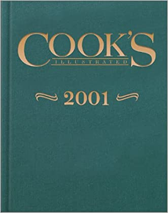 Cook's Illustrated 2001 Annual