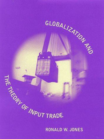 Globalization and the Theory of Input Trade (Ohlin Lectures)