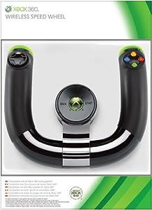 Volant sans fil pour Xbox 360
