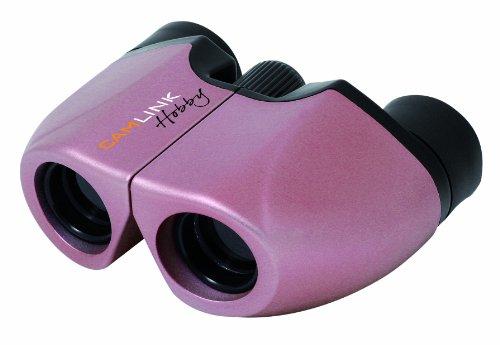 Camlink 8X21Mm Hobby Binoculars Pink [Cl-Hobby821P]