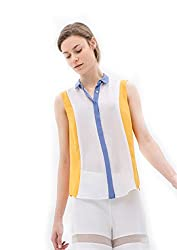 Iande Multicolor Georgette Shirt