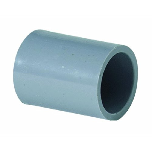Cantex Industries 3/4' Pvc Cond Coupling 6141624C Pvc Conduit Fittings Schedule 40 And 80