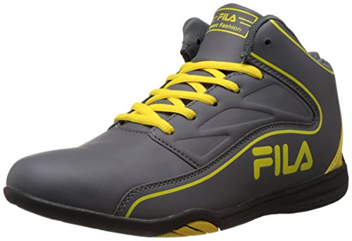 Fila-Mens-Leedo-Black-and-Orange-Sneakers-6-UKIndia40-EU7-US