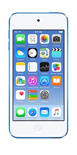Apple-MKH22HNA-iPod-Touch-16-GB-Blue