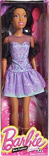 "Barbie Best Friend Nikki 28"" Fashion Doll (AA) by Just Play"