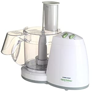 Black And Decker Quick Easy Food Processor