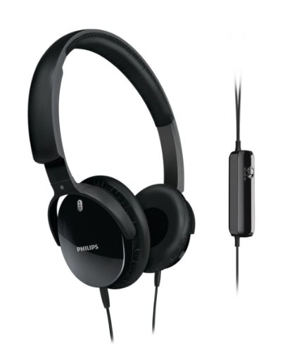 Philips SHN5200/28 Noise Cancelling Headphone (Black)