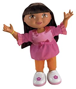 Fisher-Price Dora the Explorer We Really Did It Dora Doll