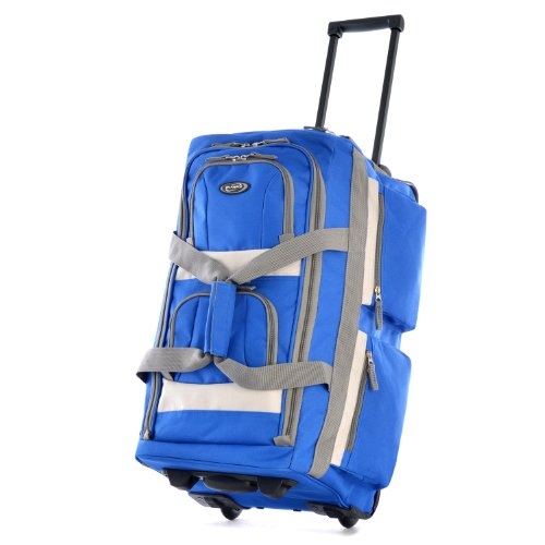olympia-22-inch-8-pocket-rolling-duffel-royal-blue-one-size