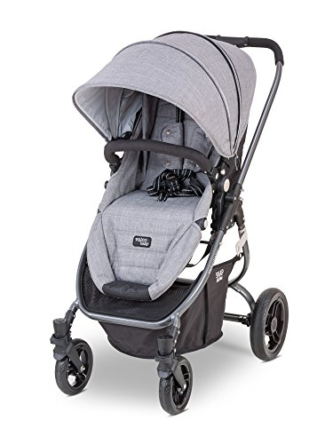 buy Valco Baby Snap Ultra Lightweight Reversible Stroller (Grey Marle) for sale