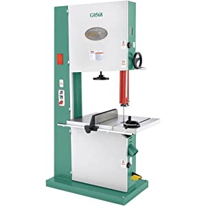 Grizzly G0568 5 Hp Industrial Bandsaw Single Phase 24