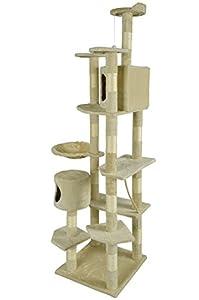 BestPet 2014 Cat Tree Condo Furniture Scratch Post Pet House 80-Inch