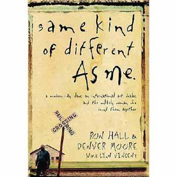 Same kind of different as me, Ron & Denver Moor w/ Lynn Vincent Hall