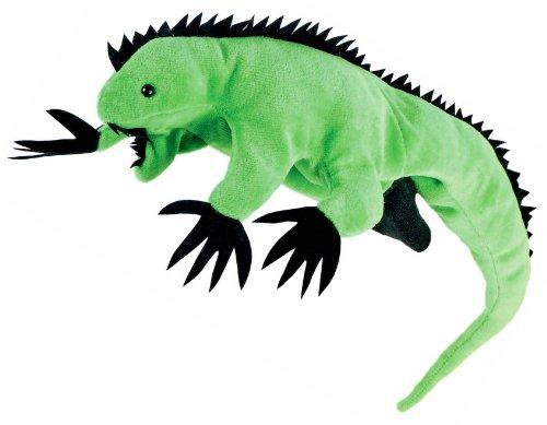 Hape - Beleduc - Iguana Glove Puppet - 1