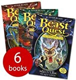 Adam Blade Beast Quest series 9 shrinkwrapped - The Book People