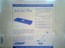 C2G/Cables to Go Jetlan Print Server 2 Par 10B2 and 10BT