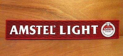 amstel-light-rail-bar-mat-runner-drip-mat-new