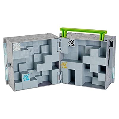 Minecraft Mini Figure Collector Case TRG by Home Comforts