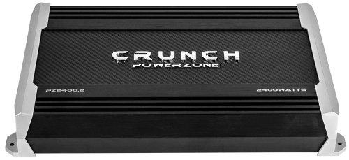 Crunch Pz2400.2 Powerzone Car Amplifier