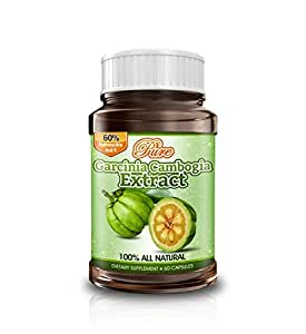 Pure Garcinia Cambogia Extract | 60% HCA - 1 bottle