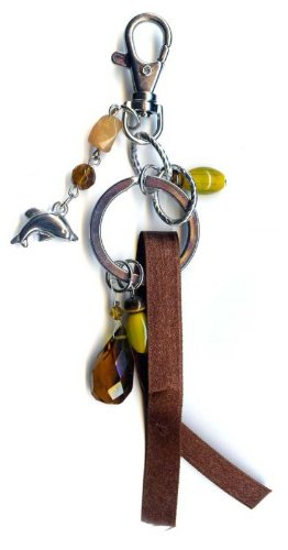 Knot & jasper Bag Jewel