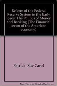 economy/The Federal Reserve System term paper 4256