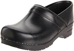 Sanita Men\'s Professional Cabrio Clog,Black,46 EU/12-12.5 M US