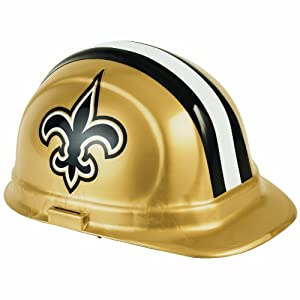 NFL New Orleans Saints Hard Hat by WinCraft