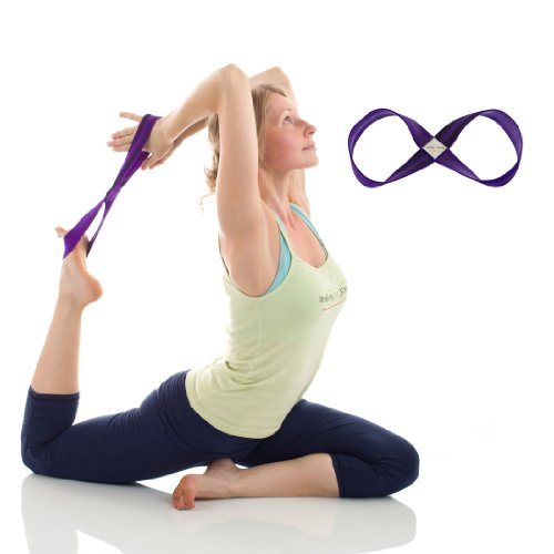 Infinity Strap - STRETCH - Endless Strength & Flexibility with a Twist! - 4 Sizes
