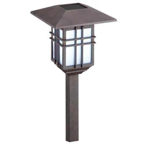 malibu solarselect premium metal two white led outdoor garden lights