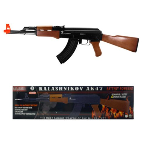 Kalashnikov AK47 Entry-Level AEG Airsoft Rifle airsoft gun