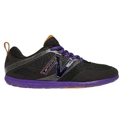 New Balance Women's WX20, Black/Purple-6.5