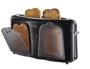 Russell Hobbs 19990 Easy Toaster - Black