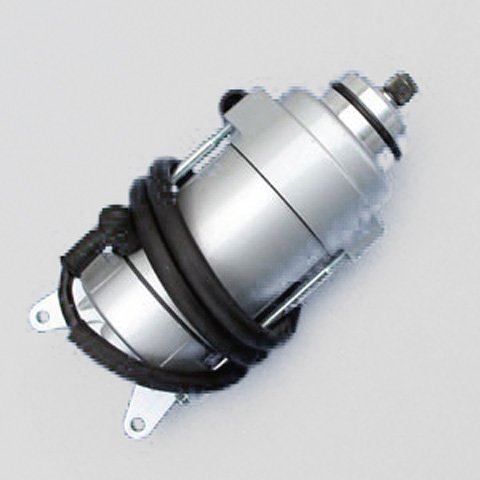 2003-2009 Yamaha Xvs1100 V-Star Silverado Rick'S Electric, Oe Style Starter Motor, Manufacturer: Ricks, Manufacturer Part Number: 61-401-Ad, Stock Photo - Actual Parts May Vary.