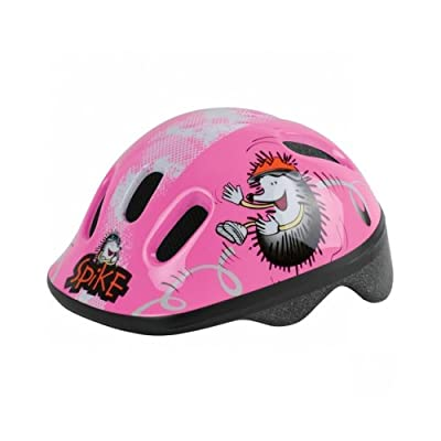 Weeride Spike Girl's Baby Bike Helmet - Pink, 44-48cm by Weeride