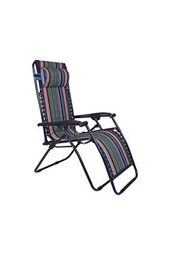 Camping Chair Review: Mountain Warehouse Reclining Garden ...