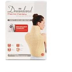 Dreamland Thermo Therapy, Fascia riscaldante per collo e schiena, 52 x 38 cm
