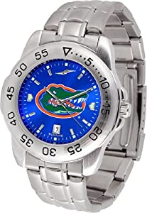 NCAA Stainless Steel Team Logo Mens Watch by SunTime