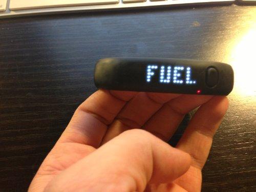 Nike+fuelband ナイキフューエルバンド【並行輸入品】 (M-L)