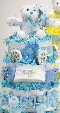 Bootie Diaper Cake front-1048428