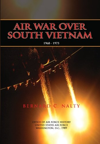 Air War Over South Vietnam 1968-1975