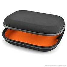 buy Geekria Ejb-0039-02 Headphone Case (Black Fabric)