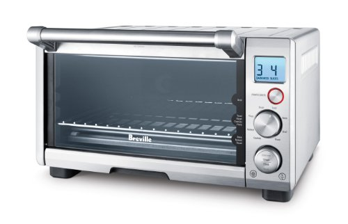 Read About Breville BOV650XL Compact Smart Oven 1800-Watt Toaster Oven with Element IQ