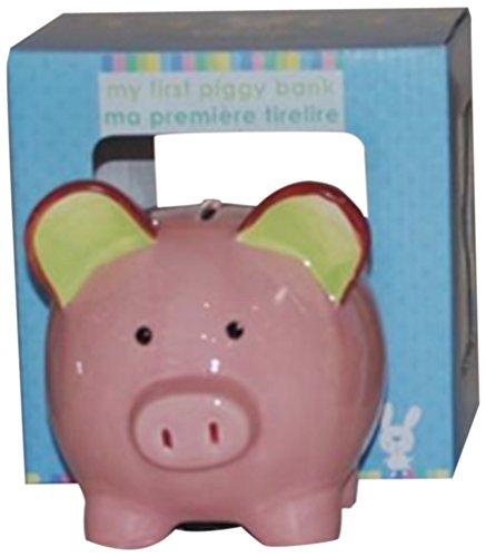 Abra Cadabra Honey Bunny Piggy Bank