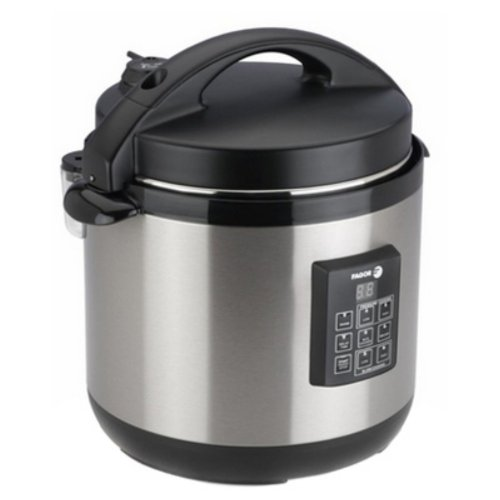 Digital Slow Cookers: Fagor Electric 670040230 6 qt. All-In-One Multi-Slow Cooker