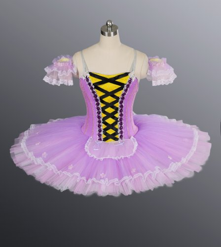 Purple Professional Classical Ballet Tutu Nutcracker Coppelia
