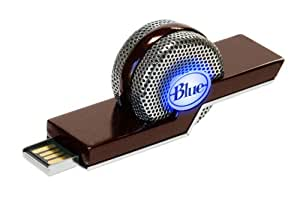 Blue Microphones TIKI Dual-Mode Compact USB Condenser Microphone, Cardioid