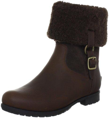 UGG Womens Bellvue Boots Brown Braun (ESPRESSO) Size: 6 (39 EU)